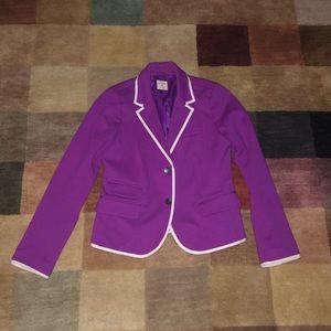 GAP Academy Blazer Purple 6